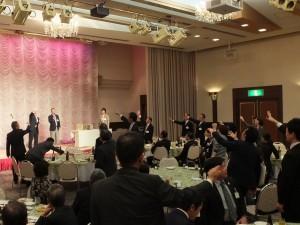 20151106懇親会ジャンケン