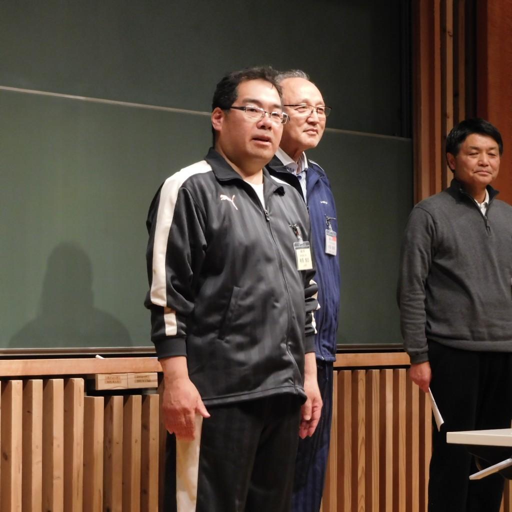 2016-04-23 富士研 有馬委員長決意表明